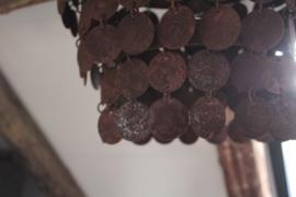 Plafonnière kleine schijfjes 35 cm