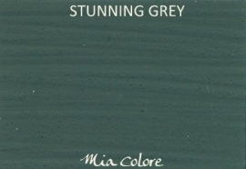 Mia Colore kalkverf Stunning Grey