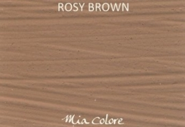 Mia Colore kalkverf Rosy Brown