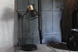 Lampje zwart