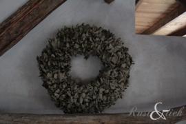 Eikenblad krans