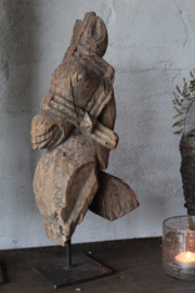 Uniek houten paard