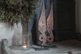 Houten ornament Aura Peeperkorn, rechts