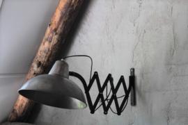Schaarlamp/ Wandlamp