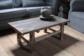 Oude salontafel 99,5 cm