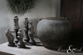 Ornamentje schaakspel nr. 5