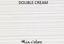Mia Colore kalkverf Double Cream