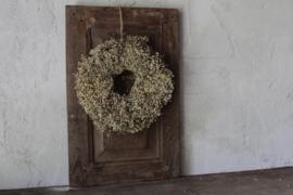 Oud houten paneel