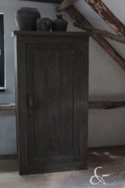 Hoge kast 1 deurs