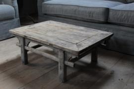 Oude salontafel
