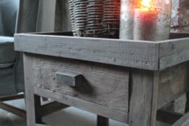 Houten tafeltje Aura Peeperkorn