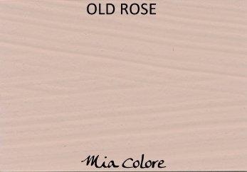 Mia Colore krijtverf Old Rose
