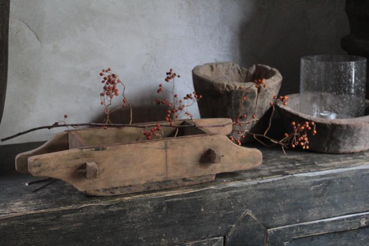 Oude baksteenmal Aura Peeperkorn