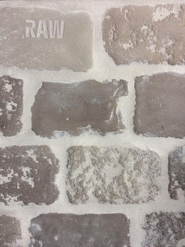 RAW Stones type Terpstra