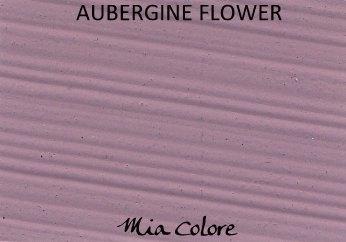 Mia Colore krijtverf Aubergine Flower
