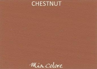 Mia Colore kalkverf Chestnut