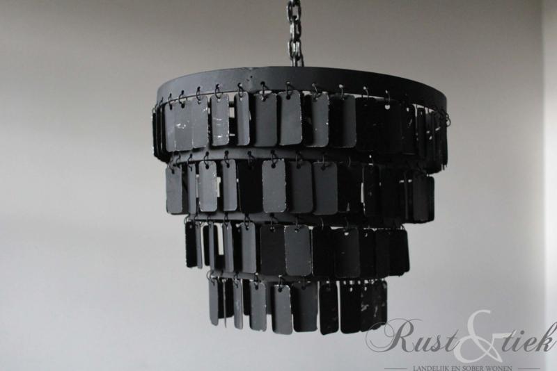 Hanglamp met schijfjes