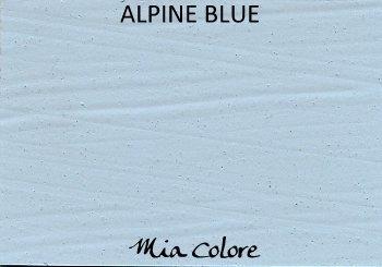 Mia Colore kalkverf Alpine Blue