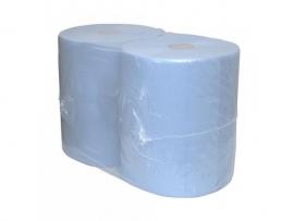 Euro poetspapier blauw 3-laags