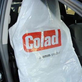Colad Plastic Stoelhoezen (100st)