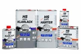 Airo HS Blanke lak Ultra Plus SET - 5ltr