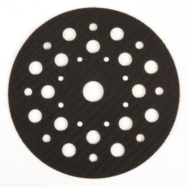 Schuurnet 125 mm schijven velcro