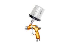 Paint System bekers 600ml -  125µm met clip
