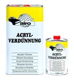 Airo Acryl Verdunner KORT - 1 liter