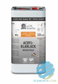 Airo MS Blanke lak Acryl 2:1 - 5ltr