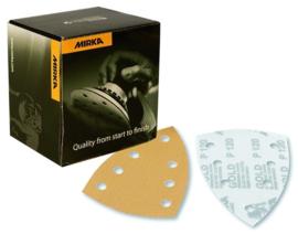 Mirka Gold Delta schuurpapier 100x145mm - 7 gtn