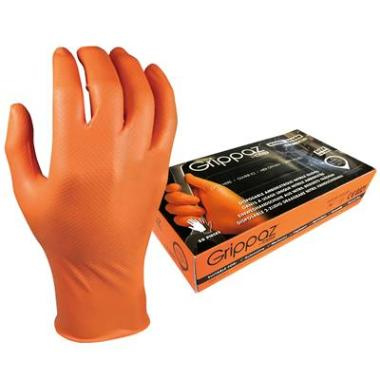 M-Safe Grippaz handschoen Oranje