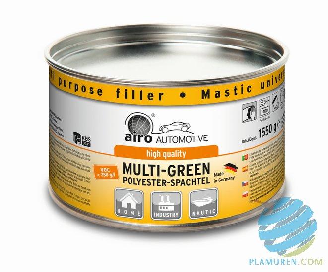 Airo Multi-Green plamuur 1,6 kg