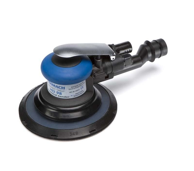 Hamach HD 98 150mm Excentrische schuurmachine