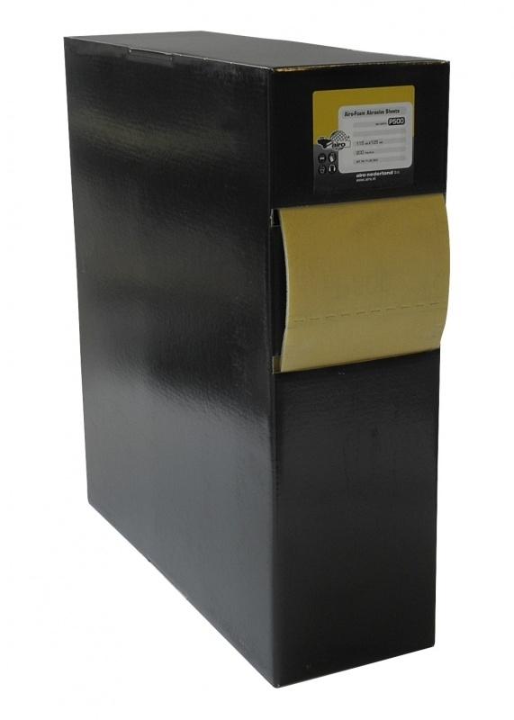 Airo Foam Abrasive Sheets 115x125mm