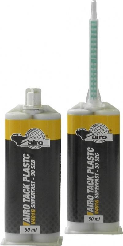 Airo Tack Plastic Superfast 30sec-50ml