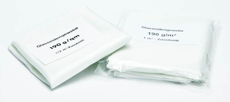 Airo Glasweefsel mat 190g/m2 - 0.5m2