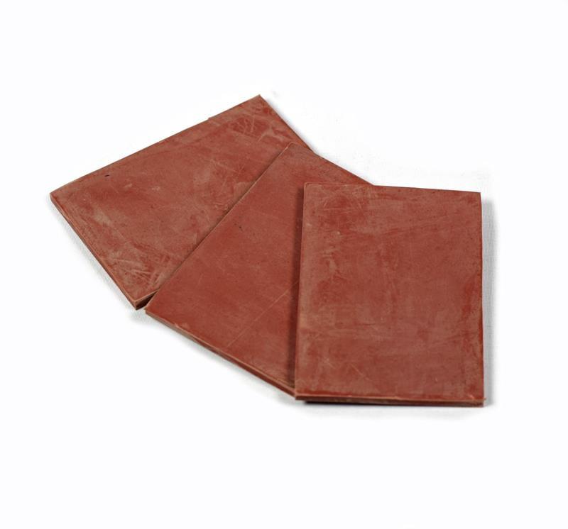 Colad plamuurrubber rood