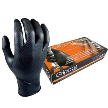 M-Safe Grippaz handschoen 246BK Zwart