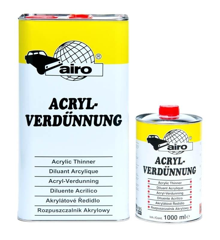 Airo Acryl Verdunner KORT - 5 liter