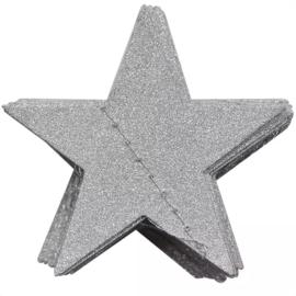 Zilver Glitter