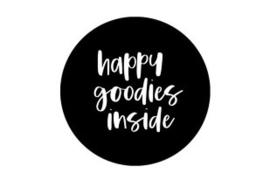 XL Stickers  | Happy
