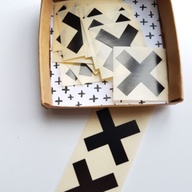 Cross Zwart