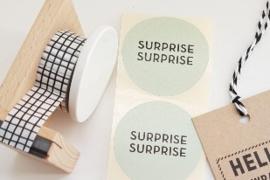 Stickers Surprise Surprise