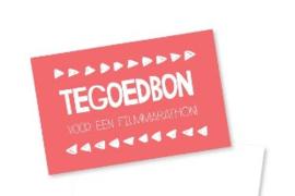 Tegoedbon Filmmarathon