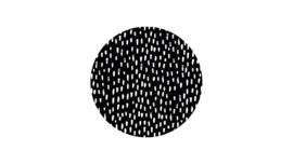 XL Stickers | Zwart