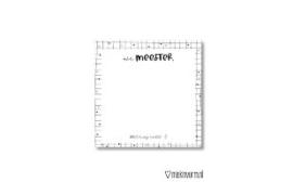 Blokje | Hé Meester