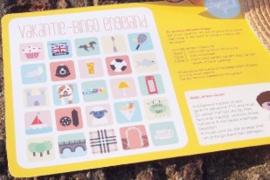 Vakantie-Bingo Engeland