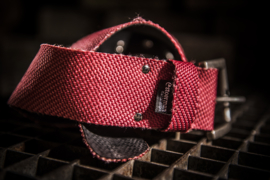L.A.F.D. Canvas Red
