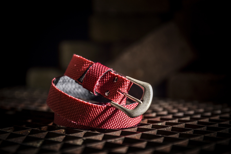 L.V.F.D. Canvas Red