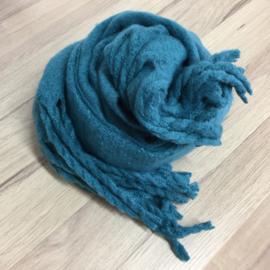 Sjaal - Turquoise